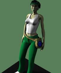 Jade by korblborp
