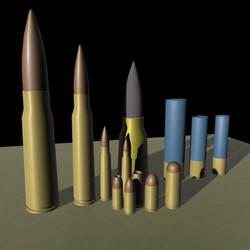Ammo I by korblborp