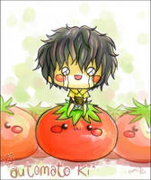 TOMATO LOVE by egushi