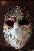 Jack of Blades Mask Commission by JenniferWeiler