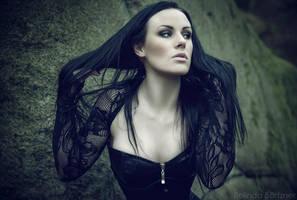 Mad Elaine - Classic goth by BelindaBartzner