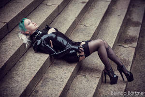 Miss Polli II by BelindaBartzner