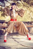 Psylocke HW Design I by BelindaBartzner