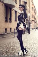 Psylocke - Torture-Garden-clothing I by BelindaBartzner