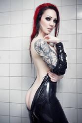 Starfucked shower III by BelindaBartzner