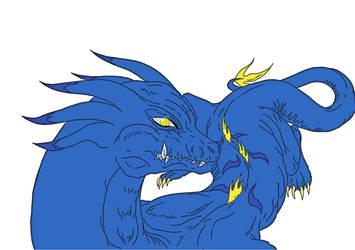 Kaiju: The Prototype [SLIERUS] by Cyprus-1