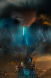 Kaiju: Godzilla King of the Monsters by Cyprus-1