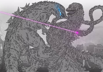 Kaiju: Royal Battle [The First and The Last] by Cyprus-1