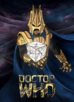 Doctor Who: Omega (Holding the Key to Time) by thescifiartist