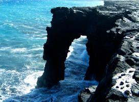 Bridge to the Ocean by Kata
