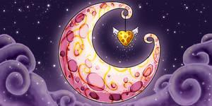 Moon of Friendship by Kata