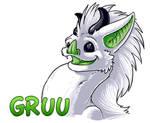 Gruu Headshot by Kata