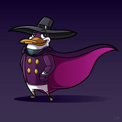 Darkwing Duck by Kata