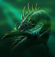 Water Dragon Complete by Kata