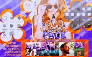 +600 Watchers Pack by irwinbae