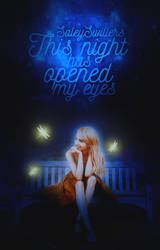 This Night has opened my eyes [PREMADE] by irwinbae