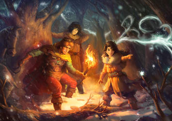 Wonderful Adventure Of Benjamin And Solomon by Gworld