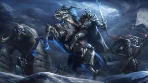 Army of Death by Gworld