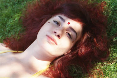 Heaven is inside you. by Caramiela
