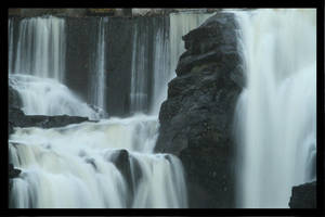 Waterfall... - part V by Windsfantasy