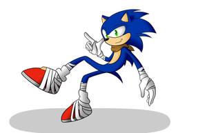 Sonic Boom by MechatheTecha