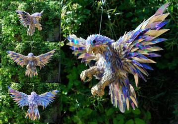 Peregrine Falcon by SeanAvery