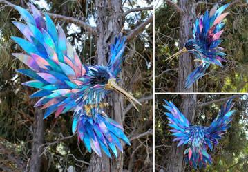 Hummingbird 9 by SeanAvery