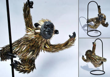 Orangutan 2 by SeanAvery