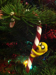 Jake Candy Cane by Drae-45