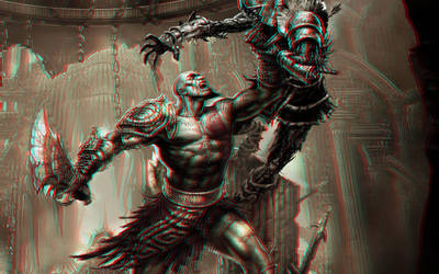 Kratos 3-D conversion by MVRamsey