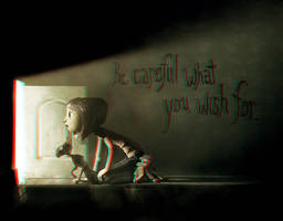 Coraline 3-D conversion by MVRamsey