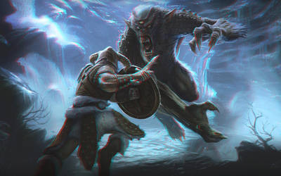Elder Scrolls Battle 3-D conversion by MVRamsey