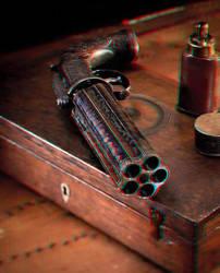 Old gun 3-D conversion by MVRamsey