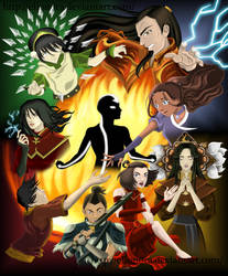 Avatar Finale-Sozin's Comet by elionora