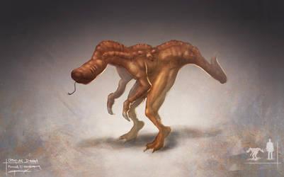 Creature Design 1 by Gorun1