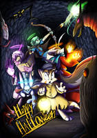 DreamKeepersHalloween.2014 by Ethereal-Harbinger