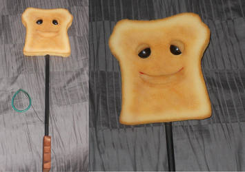 Singing Toast by Caerban