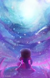 Stargazing by zandraart