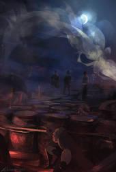 Assassin's Creed Detroit: Valuable Cargo by zandraart