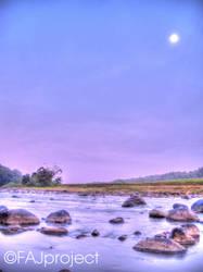 moon river by fajar-the-olympus