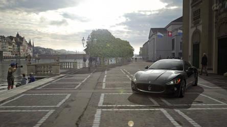 Maserati Gran Turismo S -2 GT5 by zsdg07