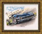 Corvette-Z06  Supersport by ink-line