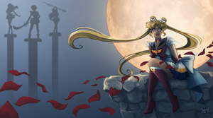 Sailor Moon S Moonlight by Jiubeck