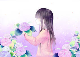 Inko's rain by Nuei