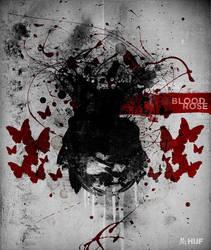 Blood Rose by MrZurkhon
