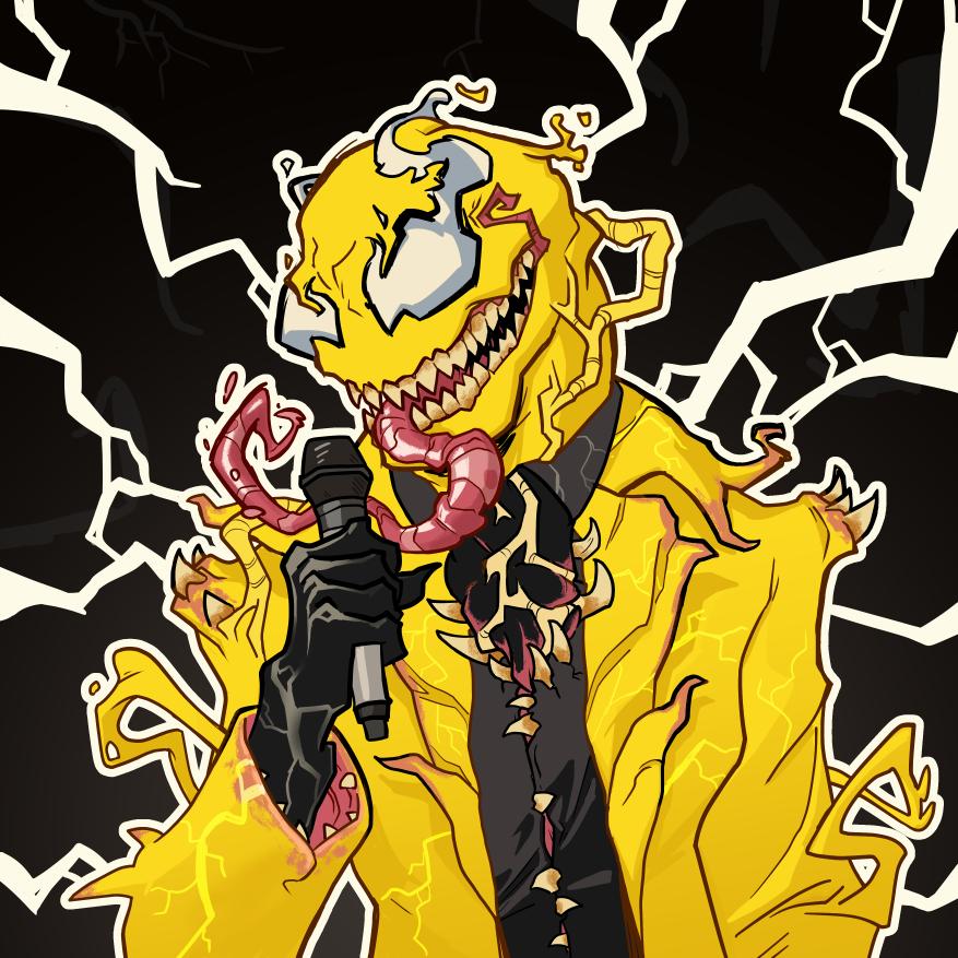 Mitya-symbiot by NL0rd