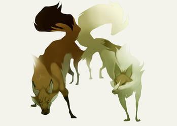 Sly Fox by Drayok