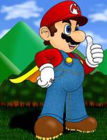 Deluxe Series - Super Mario by MiloManX