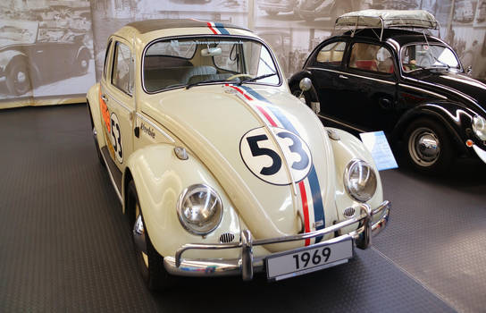 Herbie by P0lybios
