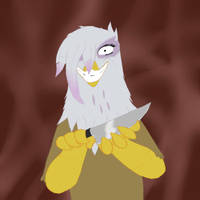 Big sister Gilda by CapnFabulous